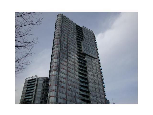 "Main Photo: 3603 233 ROBSON Street in Vancouver: Downtown VW Condo for sale in ""TV TOWERS 2"" (Vancouver West)  : MLS® # V1030175"
