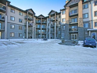 Main Photo: 1418 8 BRIDLECREST Drive SW in Calgary: Bridlewood Condo for sale : MLS(r) # C3644175