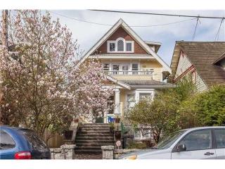 """Main Photo: 1747 TRAFALGAR Street in Vancouver: Kitsilano House for sale in """"KITSILANO"""" (Vancouver West)  : MLS(r) # V1113291"""