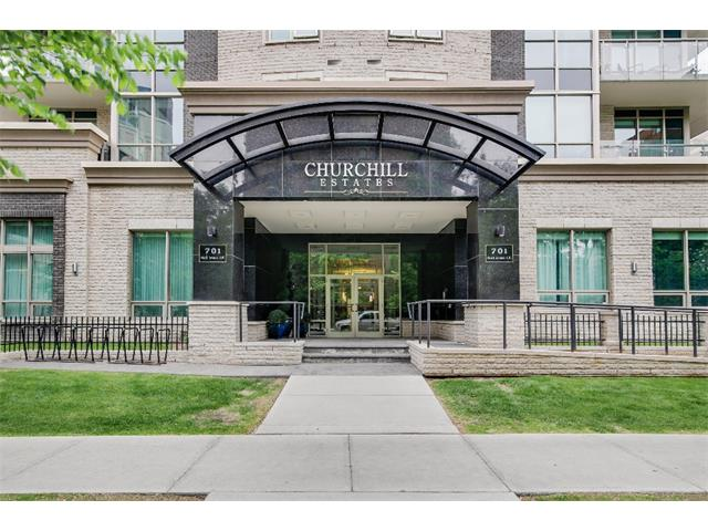 Main Photo: 103 701 3 Avenue SW in Calgary: Eau Claire Condo for sale : MLS® # C4015564