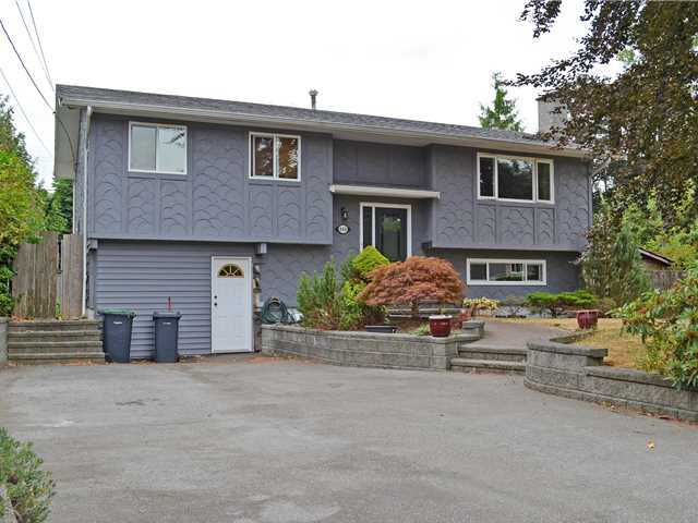 "Main Photo: 888 STANTON Avenue in Coquitlam: Coquitlam West House for sale in ""WEST COQITLAM"" : MLS® # V1135630"