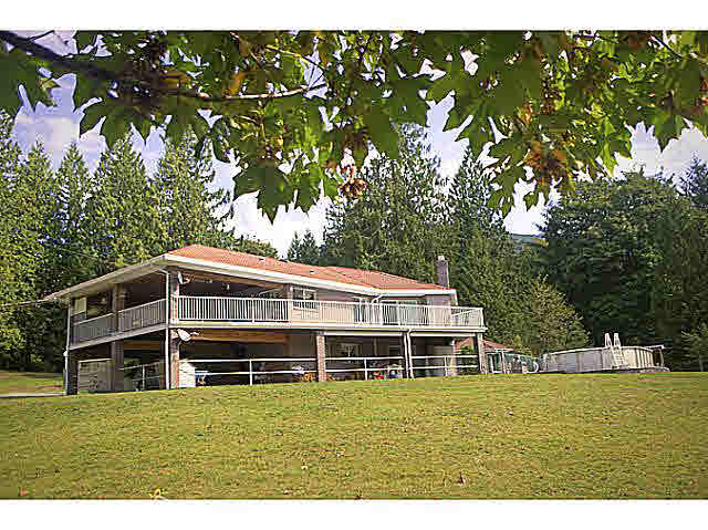 Main Photo: 12220 SEUX Road in Mission: Durieu House for sale : MLS® # F1451467