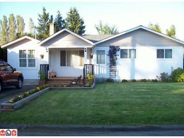 Main Photo: 8238 WADHAM Drive in Delta: Nordel House for sale (N. Delta)  : MLS® # R2058798