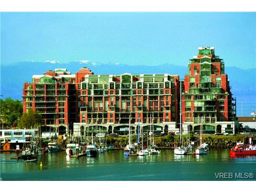 Main Photo: 816 21 Dallas Road in VICTORIA: Vi James Bay Condo Apartment for sale (Victoria)  : MLS® # 366857