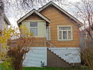 Main Photo: 3246 NAPIER Street in Vancouver: Renfrew VE House for sale (Vancouver East)  : MLS® # R2123475