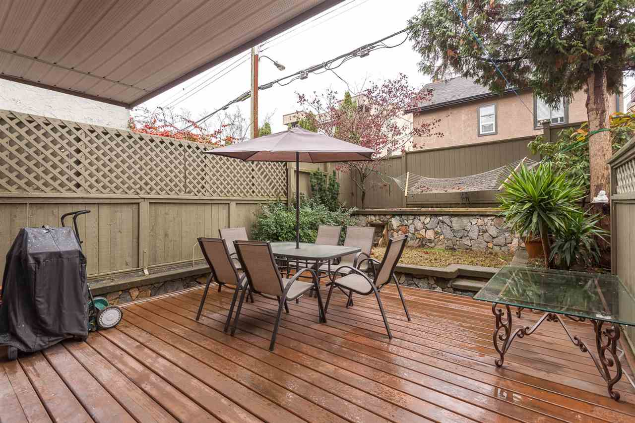 "Photo 1: 107 808 E 8TH Avenue in Vancouver: Mount Pleasant VE Condo for sale in ""Prince Albert Court"" (Vancouver East)  : MLS(r) # R2123723"