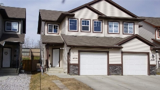 Main Photo: 15126 33 Street in Edmonton: Zone 35 House Half Duplex for sale : MLS(r) # E4050955