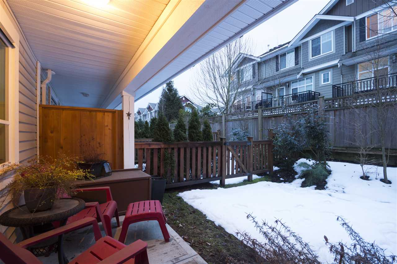 "Photo 20: 39 3039 156 Street in Surrey: Grandview Surrey Townhouse for sale in ""Niche"" (South Surrey White Rock)  : MLS(r) # R2138290"