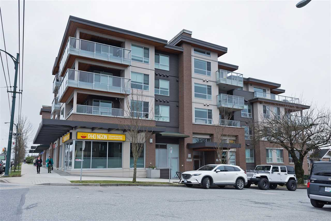 Main Photo: 513 2888 E 2ND Avenue in Vancouver: Renfrew VE Condo for sale (Vancouver East)  : MLS(r) # R2146699