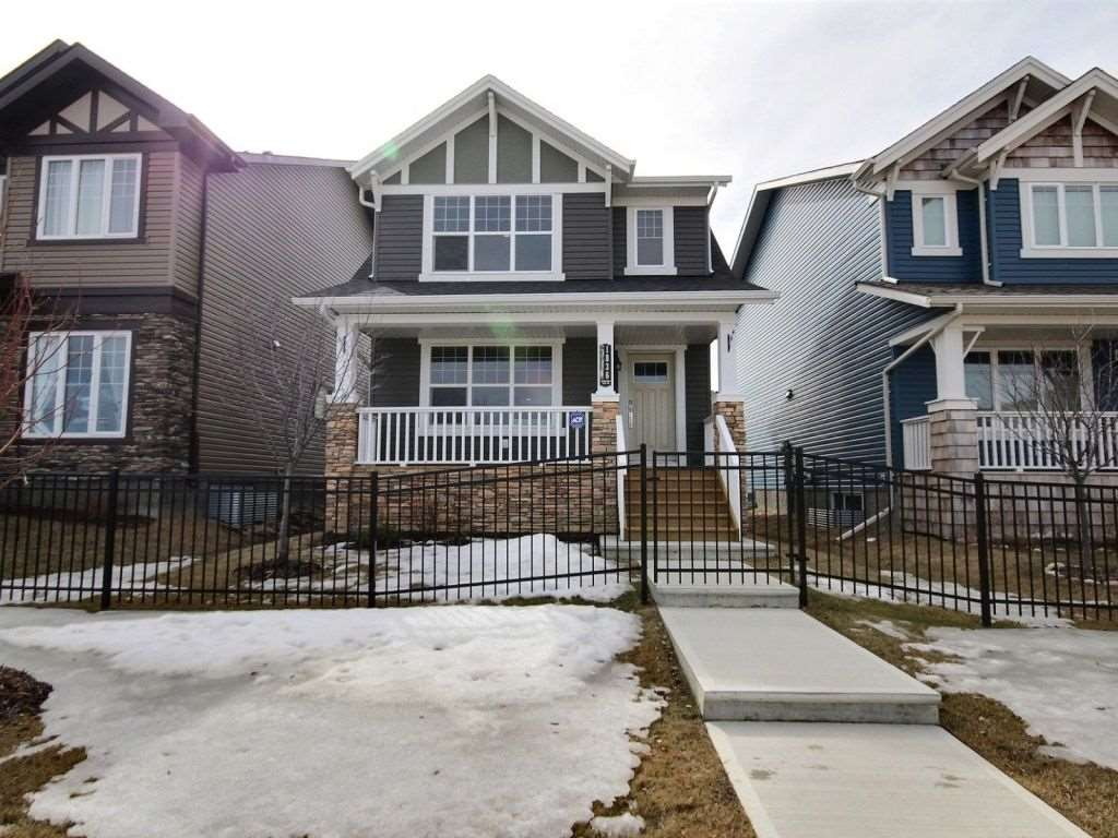 Main Photo: 1836 Carruthers Lane in Edmonton: Zone 55 House for sale : MLS(r) # E4058382