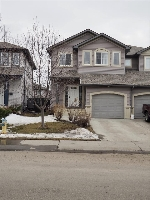 Main Photo: 11907 21 Avenue SW in Edmonton: Zone 55 House Half Duplex for sale : MLS(r) # E4059342