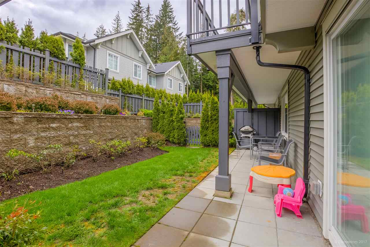 "Photo 19: 28 3470 HIGHLAND Drive in Coquitlam: Burke Mountain Townhouse for sale in ""BRIDLEWOOD"" : MLS® # R2162028"