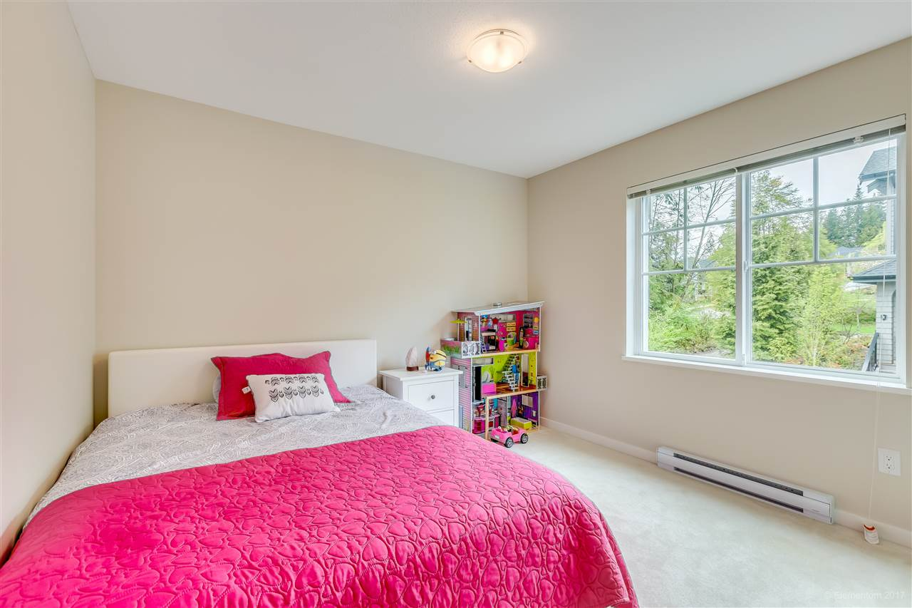 "Photo 10: 28 3470 HIGHLAND Drive in Coquitlam: Burke Mountain Townhouse for sale in ""BRIDLEWOOD"" : MLS® # R2162028"
