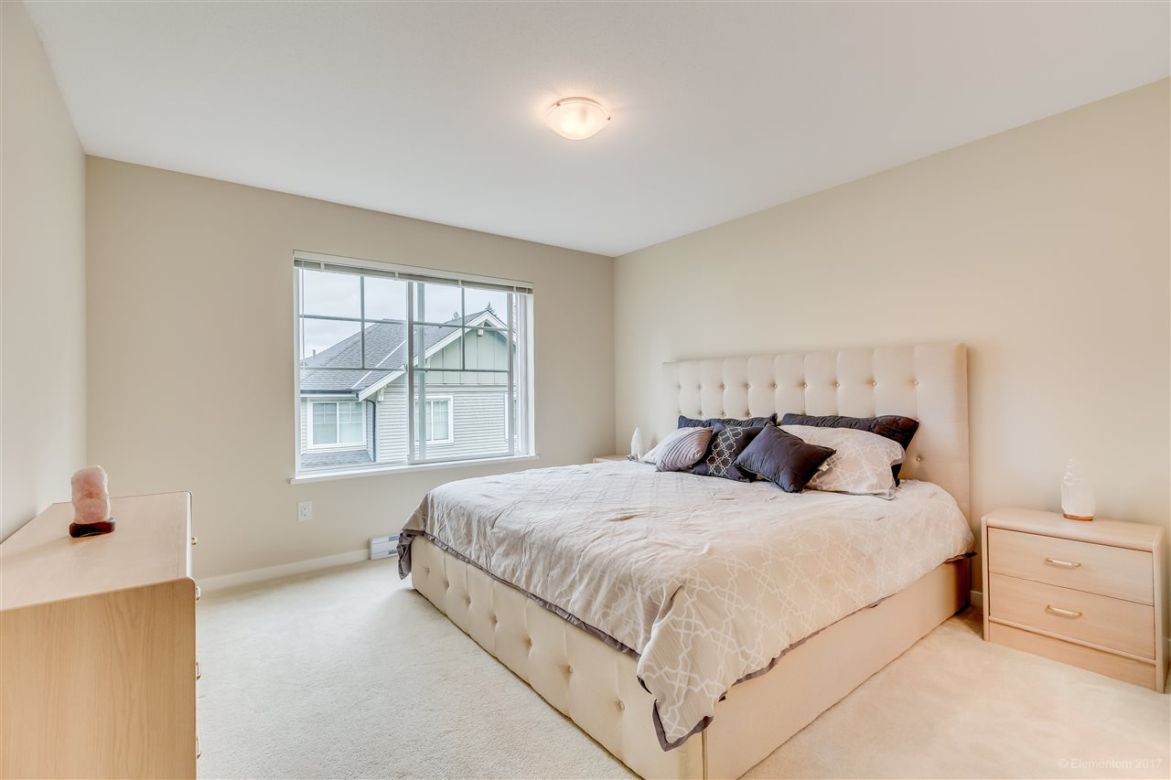 "Photo 12: 28 3470 HIGHLAND Drive in Coquitlam: Burke Mountain Townhouse for sale in ""BRIDLEWOOD"" : MLS® # R2162028"