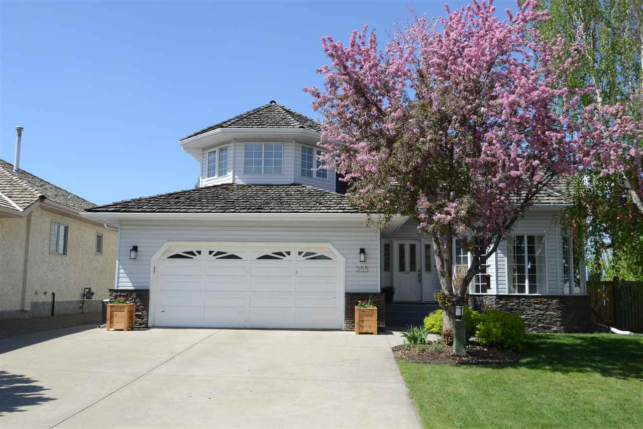 Main Photo: 355 WEBER Way in Edmonton: Zone 20 House for sale : MLS(r) # E4065899