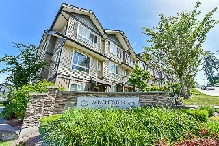 "Main Photo: 67 21867 50 Avenue in Langley: Murrayville Townhouse for sale in ""WINCHESTER ESTATES"" : MLS(r) # R2171578"