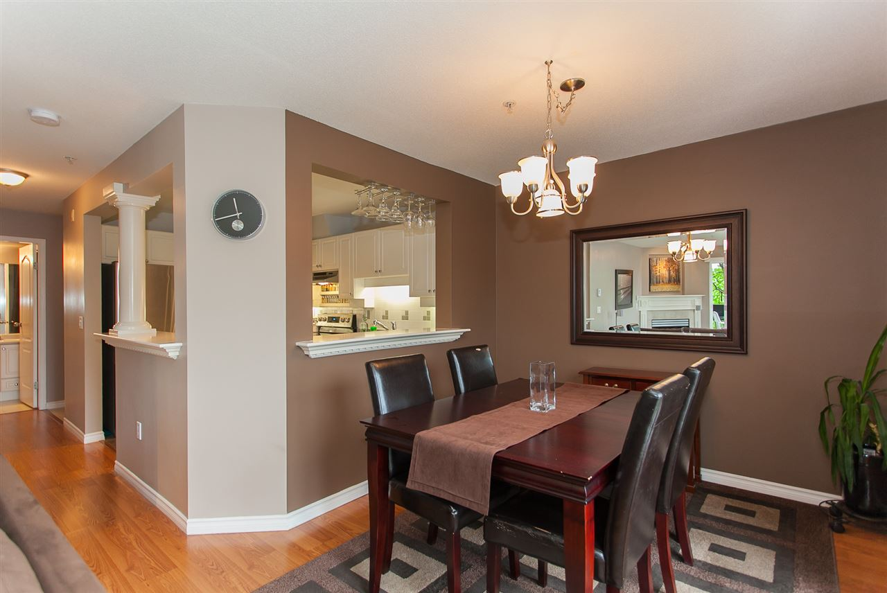 "Photo 5: 203 1669 GRANT Avenue in Port Coquitlam: Glenwood PQ Condo for sale in ""THE CHARLESTON"" : MLS(r) # R2177195"
