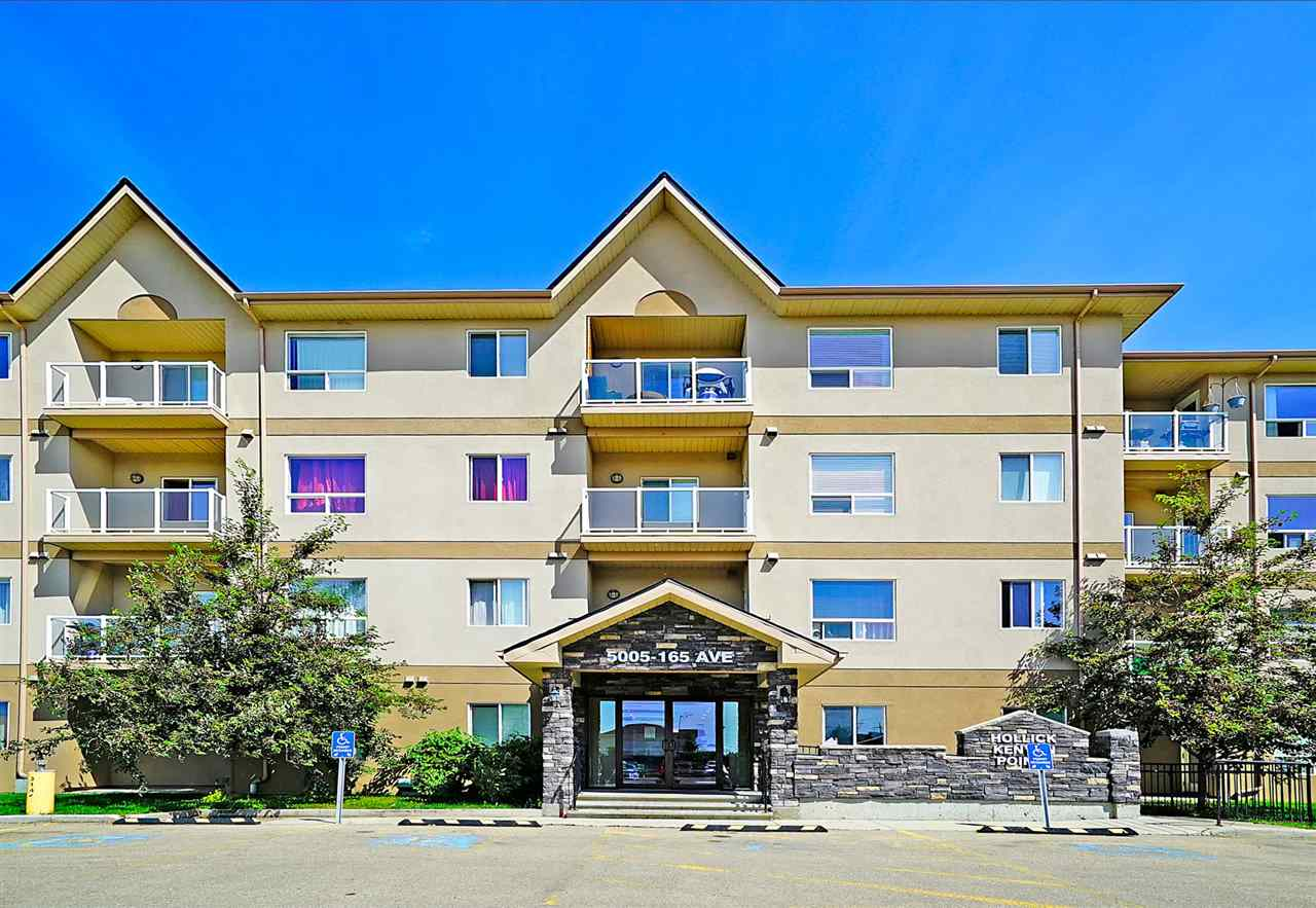 Main Photo: 407 5005 165 Avenue in Edmonton: Zone 03 Condo for sale : MLS(r) # E4070351