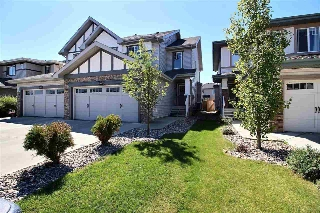 Main Photo: 20017 131 Avenue in Edmonton: Zone 59 House Half Duplex for sale : MLS® # E4071209