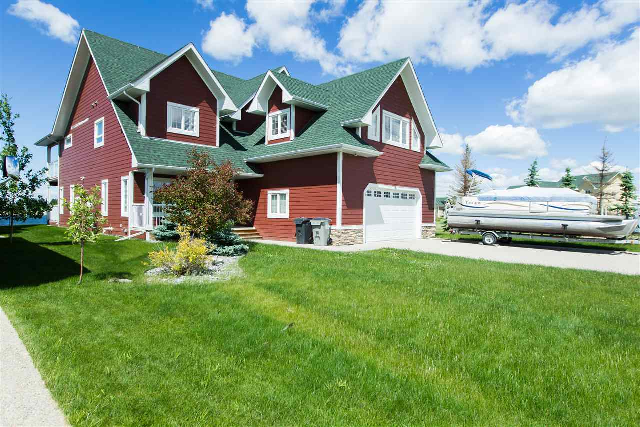 Main Photo: 41 Sunset Harbour: Rural Wetaskiwin County House for sale : MLS® # E4071276