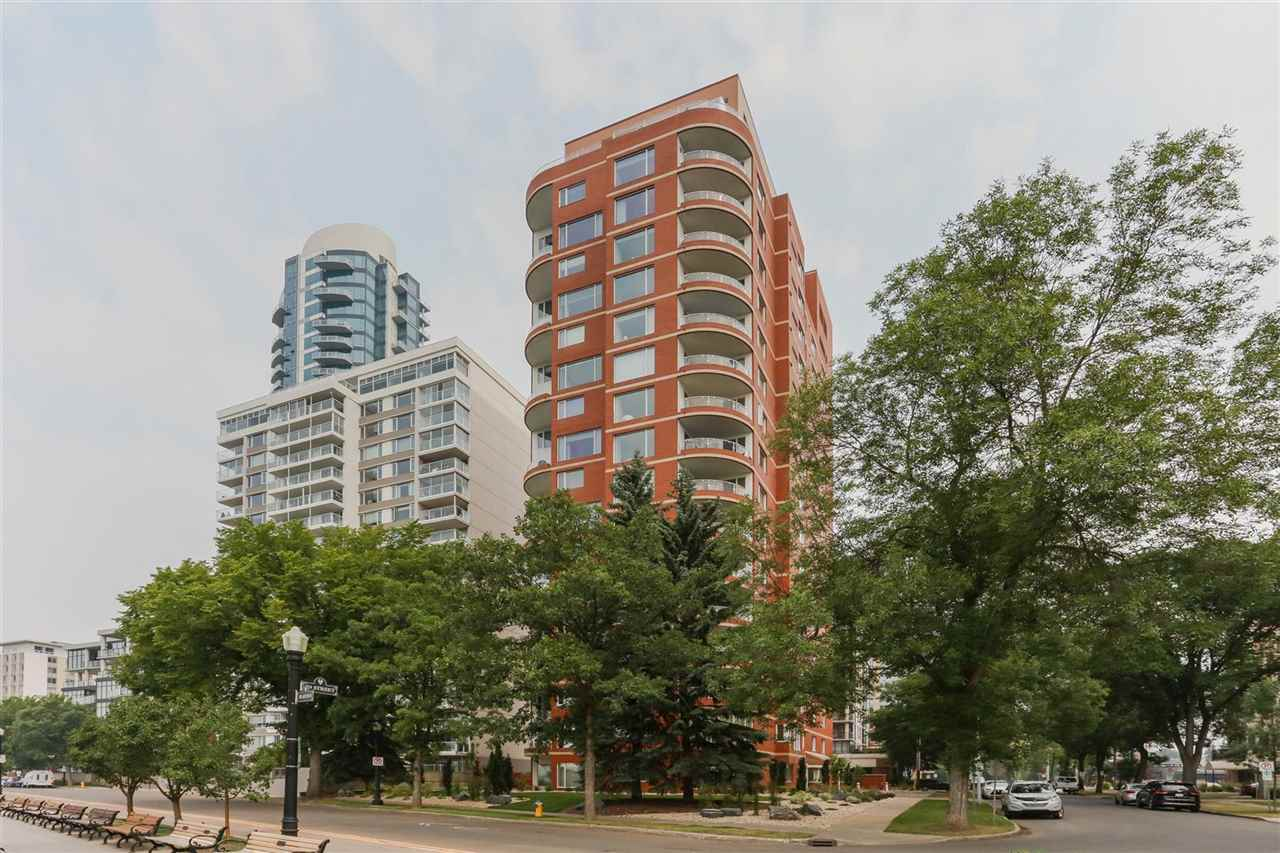 Main Photo: 402 10010 119 Street in Edmonton: Zone 12 Condo for sale : MLS® # E4075043