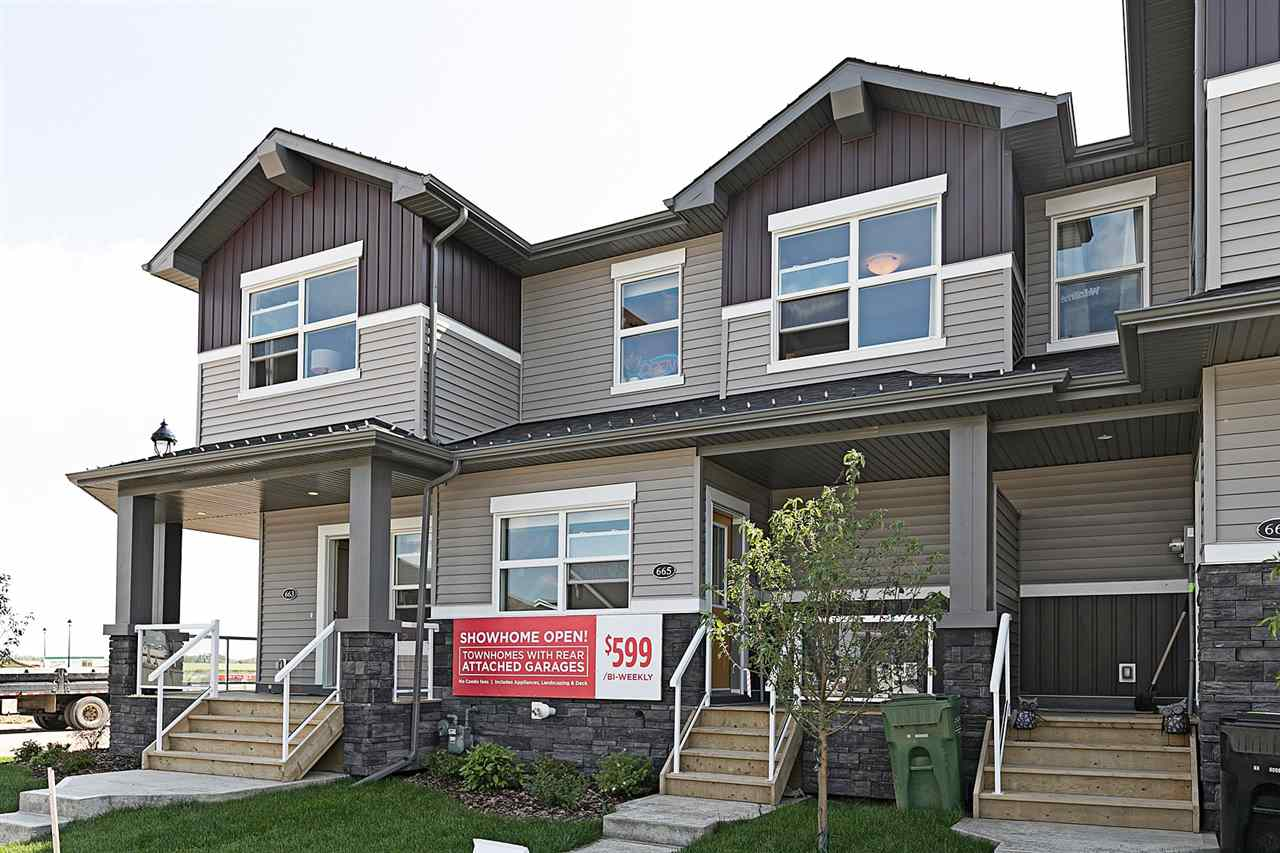 Main Photo: : Leduc Attached Home for sale : MLS® # E4077340