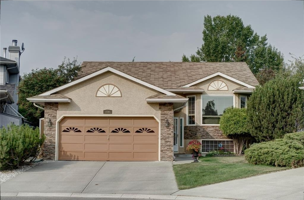 Main Photo: 226 Riverstone Cove SE in Calgary: Riverbend House for sale : MLS® # C4133031