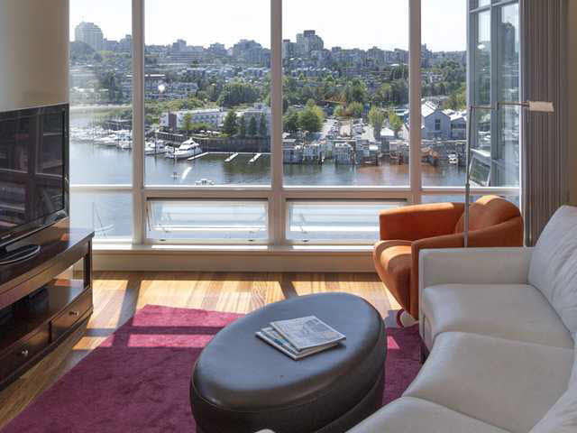 Main Photo: 1601 428 Beach Cr. in Vancouver: Yaletown Condo for sale (Vancouver West)  : MLS® # V1017441