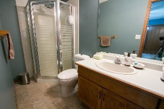 Ensuite 3 piece bathroom