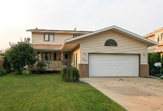 Main Photo: 29 CANYON Drive: Sherwood Park House for sale : MLS® # E4078408