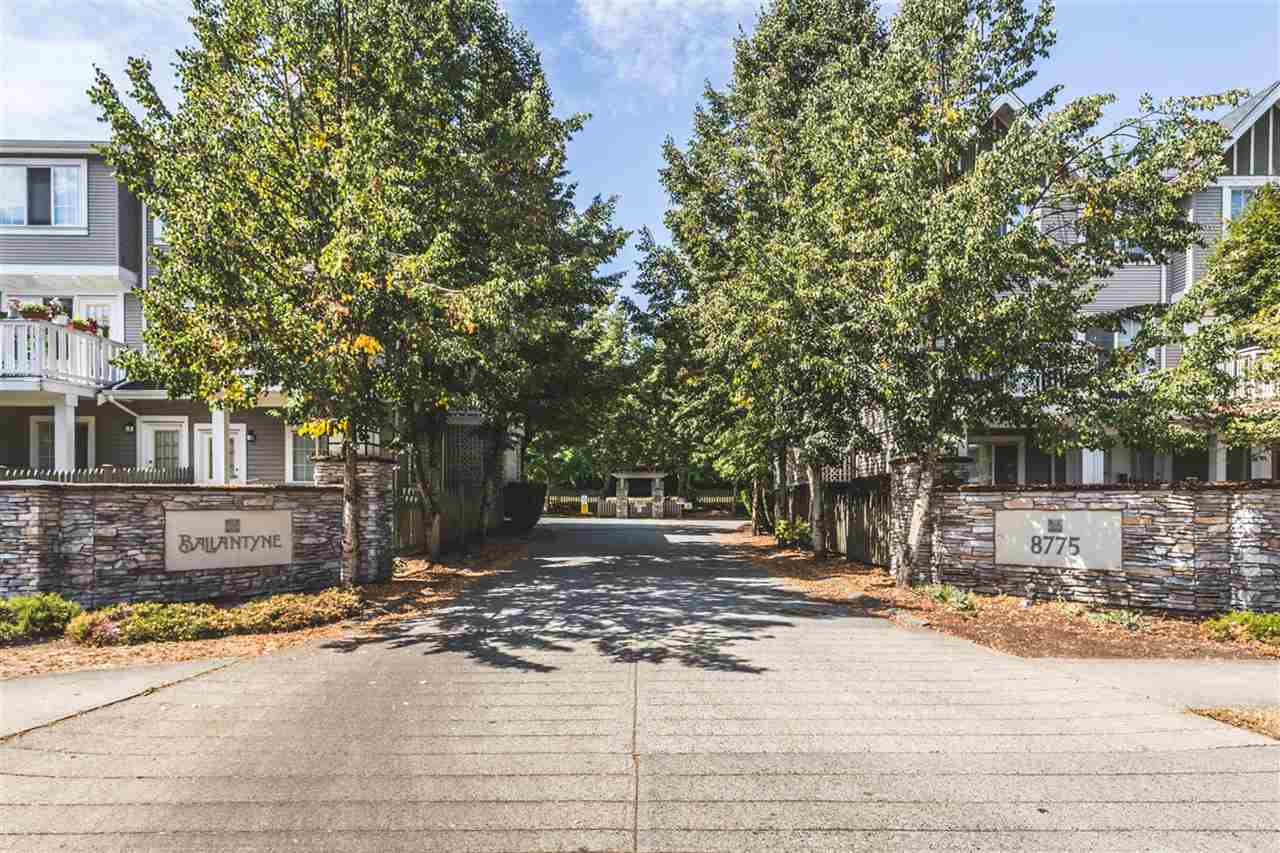 "Main Photo: 98 8775 161 Street in Surrey: Fleetwood Tynehead Townhouse for sale in ""BALLANTYNE"" : MLS® # R2198415"