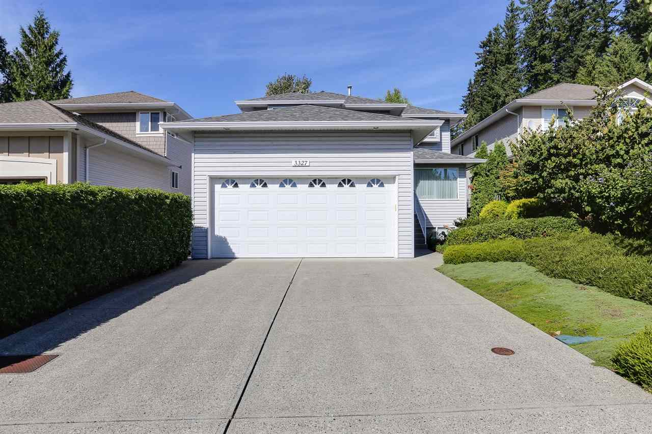 Main Photo: 3327 WILLERTON Court in Coquitlam: Burke Mountain House for sale : MLS® # R2206713