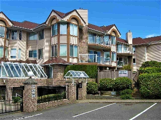 "Main Photo: 308 32669 GEORGE FERGUSON Way in Abbotsford: Abbotsford West Condo for sale in ""Canterbury Gate"" : MLS® # R2207675"