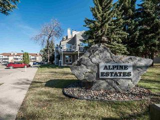 Main Photo: 305 70 ALPINE Place: St. Albert Condo for sale : MLS® # E4084449