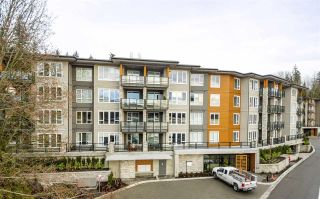 "Main Photo: 205 3873 CATES LANDING Way in North Vancouver: Dollarton Condo for sale in ""CATES LANDING"" : MLS® # R2232556"