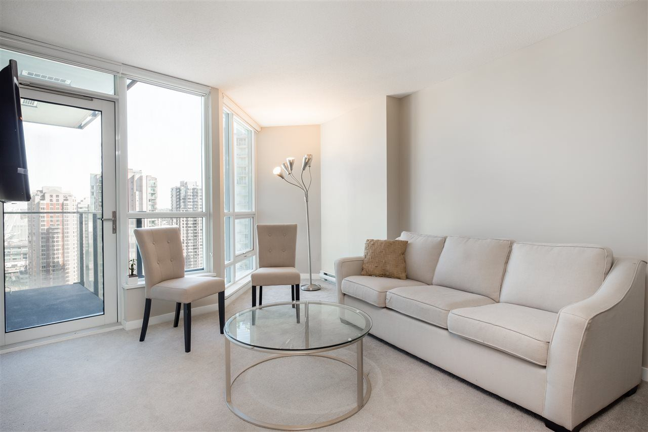 "Main Photo: 1904 833 SEYMOUR Street in Vancouver: Downtown VW Condo for sale in ""CAPITOL RESIDENCES"" (Vancouver West)  : MLS®# R2268977"