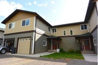 "Main Photo: 1410 16 Highway in Telkwa: Smithers - Town Townhouse for sale in ""The Riverfront"" (Smithers And Area (Zone 54))  : MLS®# R2272303"