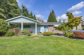 "Main Photo: 2060 KIRKSTONE Road in North Vancouver: Lynn Valley House for sale in ""Lynn Valley"" : MLS®# R2309356"