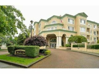 "Main Photo: 112 2985 PRINCESS Crescent in Coquitlam: Canyon Springs Condo for sale in ""PRINCESS GATE"" : MLS®# R2315801"