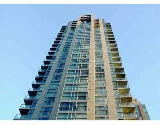 "Main Photo: 2001 928 RICHARDS ST in Vancouver: Downtown VW Condo for sale in ""THE SAVOY"" (Vancouver West)  : MLS® # V573214"
