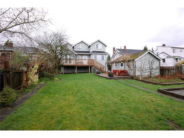 "Photo 10: 1524 DUBLIN Street in New Westminster: West End NW House for sale in ""WEST END"" : MLS® # V880284"