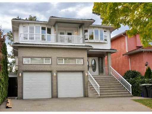 Main Photo: 306 MCGILLIVRAY Place in New Westminster: Queensborough House for sale : MLS(r) # V906570
