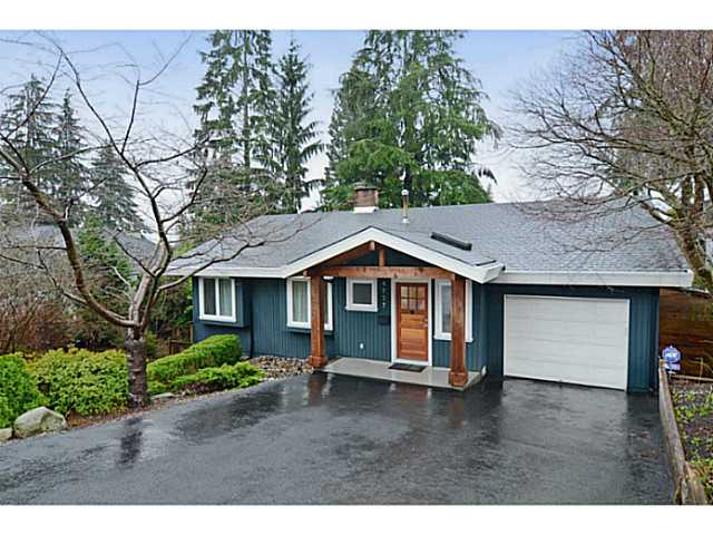 Main Photo: 4737 Ranger Avenue in North Vancouver: House for sale : MLS®# V993780