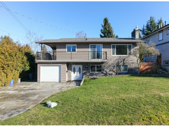 "Main Photo: 11420 140TH Street in Surrey: Bolivar Heights House for sale in ""BOLIVAR HEIGHTS"" (North Surrey)  : MLS®# F1403136"