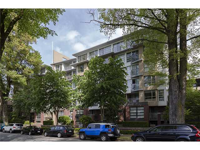 Main Photo: 508 2137 W 10TH Avenue in Vancouver: Kitsilano Condo for sale (Vancouver West)  : MLS® # V1065275