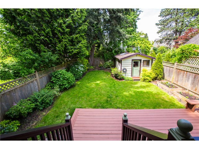 Photo 20: 227 REGINA Street in New Westminster: Queens Park House for sale : MLS® # V1065391