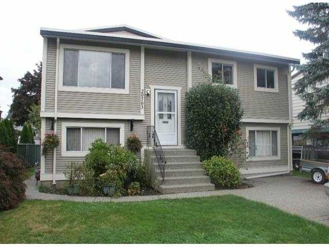 "Main Photo: 20763 50TH Avenue in Langley: Langley City House for sale in ""CITY PARK"" : MLS® # F1423627"