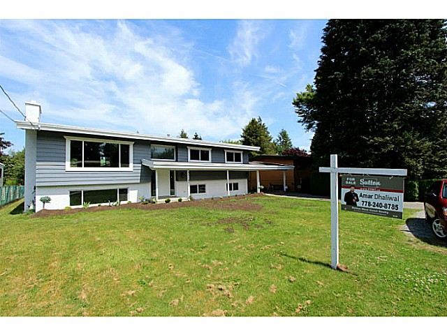 Main Photo: 33247 RAVINE Avenue in Abbotsford: Central Abbotsford House for sale : MLS® # F1441673