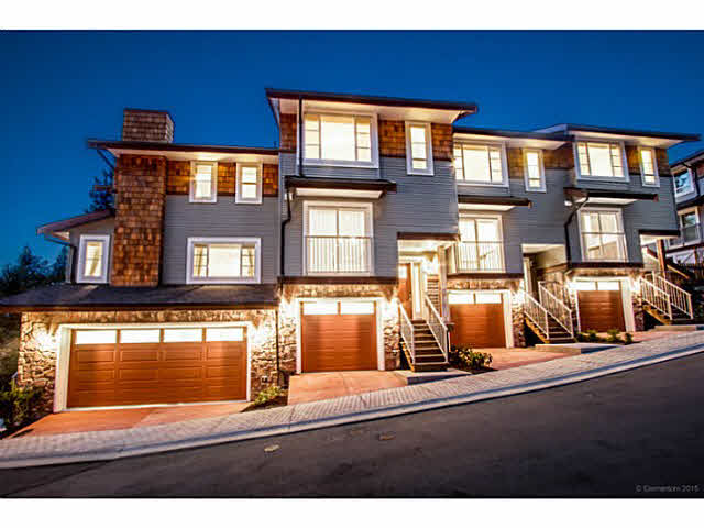 "Main Photo: 46 23651 132ND Avenue in Maple Ridge: Silver Valley Townhouse for sale in ""MYRONS MUSE AT SILVER VALLEY"" : MLS® # V1131914"