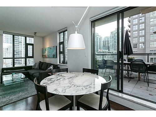 Photo 7: 607 538 SMITHE Street in Vancouver West: Downtown VW Home for sale ()  : MLS® # V1035615